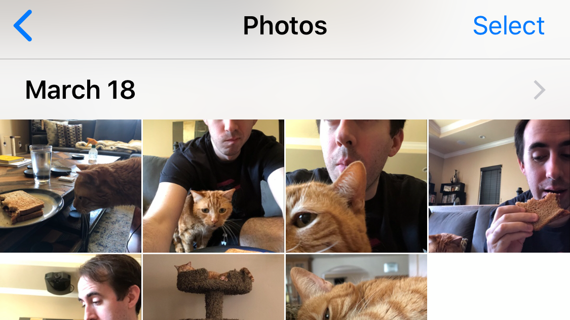 How To Organise Photos By Faces In iOS