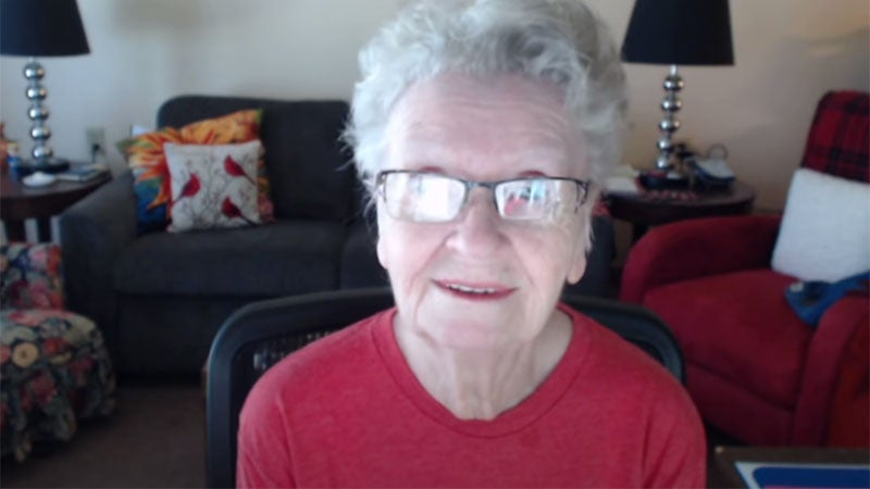 Skyrim Grandma Is Taking A Break Because Of Internet Arseholes