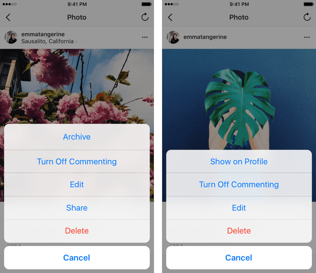 I Plan On Using The Archive Feature Not To Hide Embarrassing Images Of  Myself But To How To Delete My Instagram