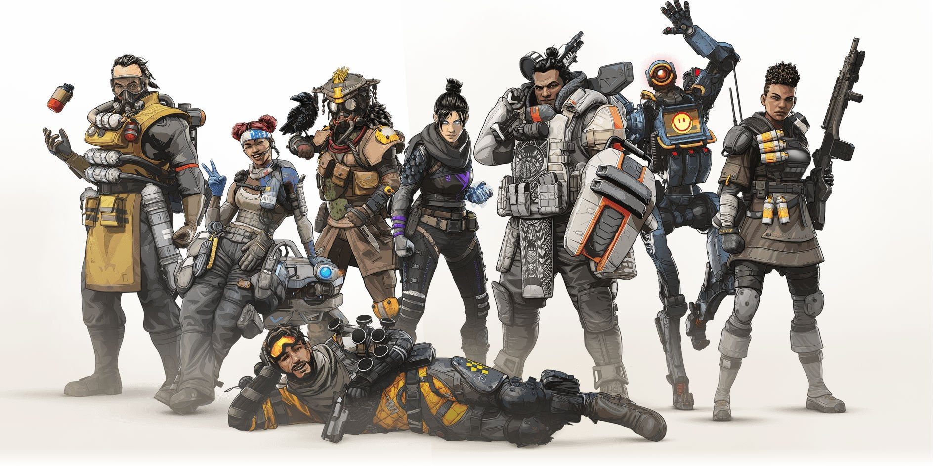 What Your Favourite Apex Legends Character Says About You