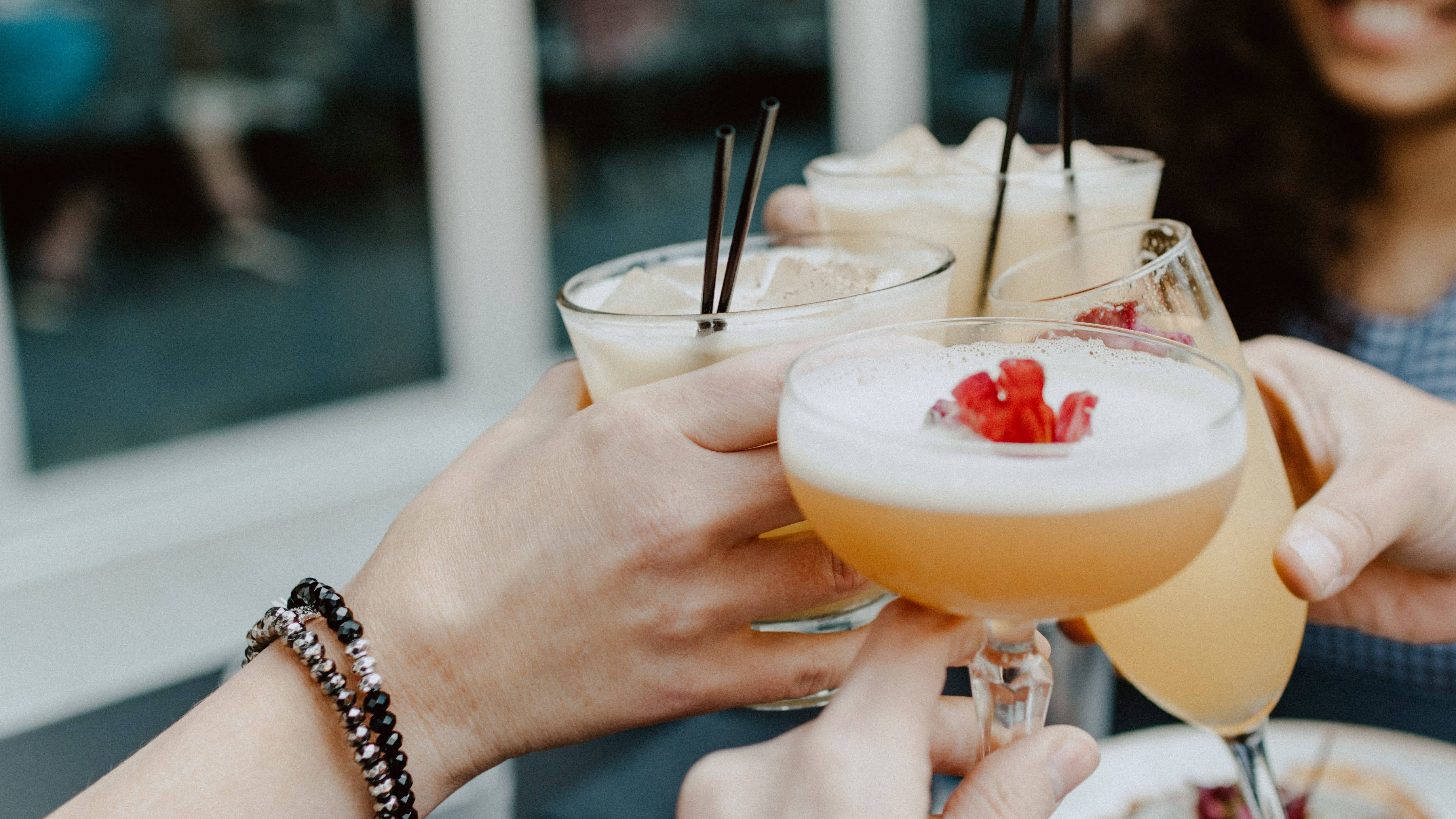 Our Favourite Low Alcohol Cocktails
