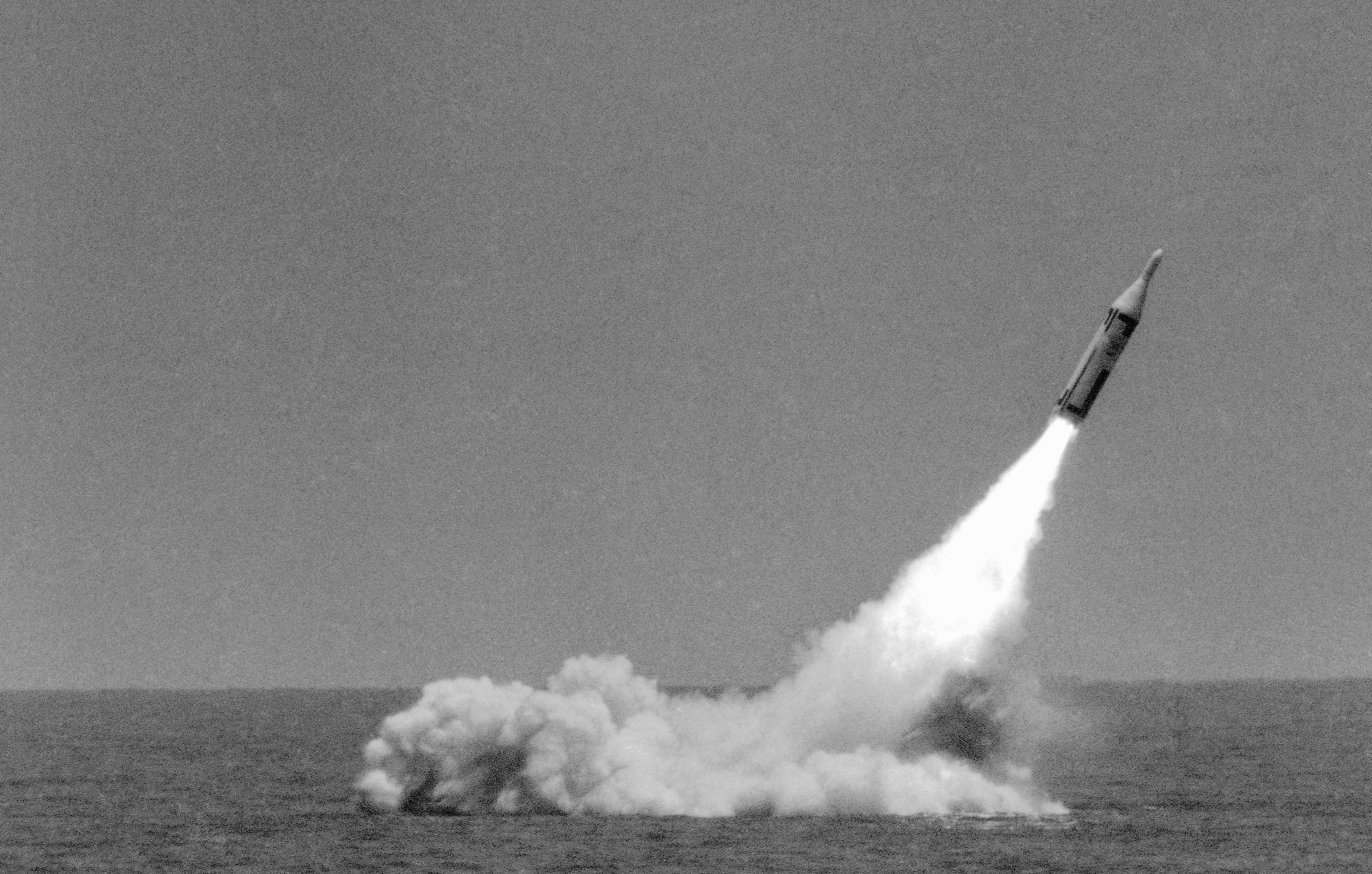 The Only Full Scale Test Of A Nuclear Missile Was 57 Years Ago