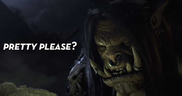 Please, Blizzard, Make Another Warcraft RTS