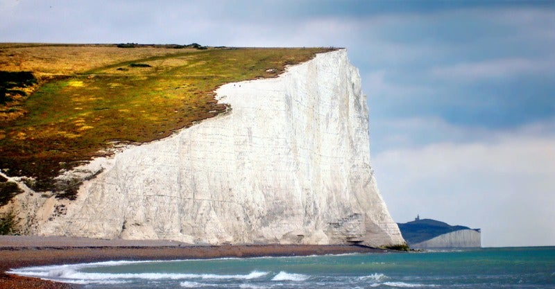 How Tiny Algae Helped Form The Famous White Cliffs Of Dover