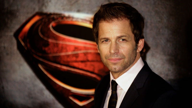 A Brief History of Zack Snyder Defending the End of Man of Steel