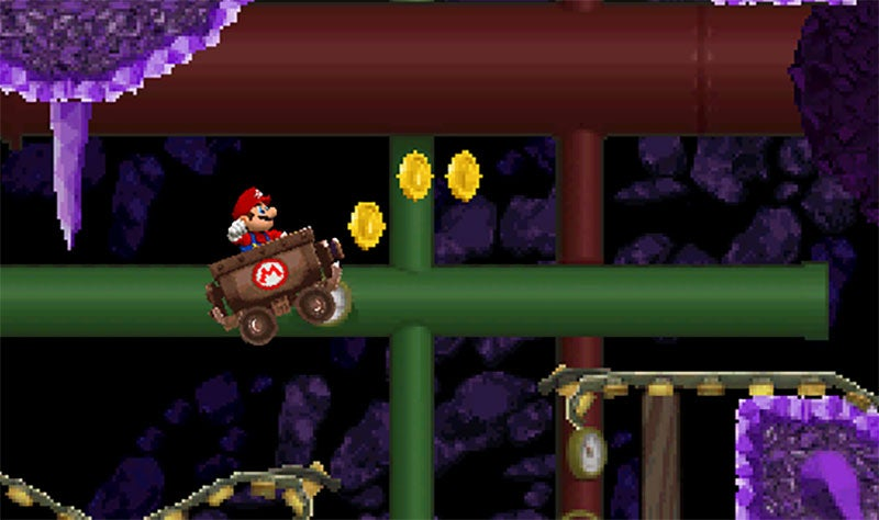 Fans Create Newer Super Mario Bros Ds
