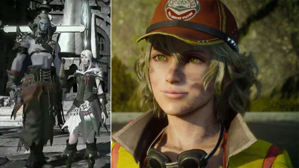 All Of This Weekend's Big Final Fantasy XIV and XV News