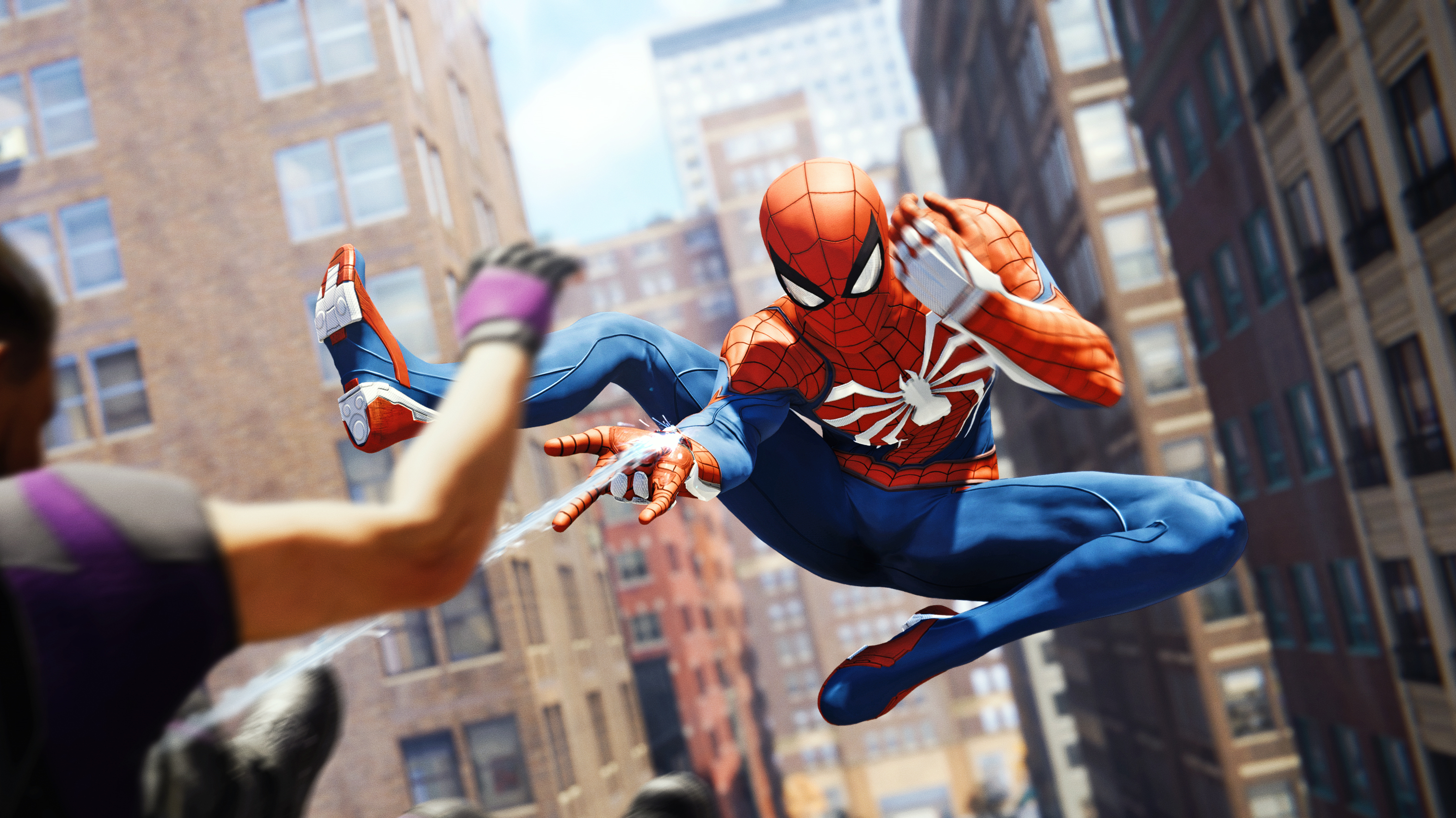 Tips For Playing Spider-Man
