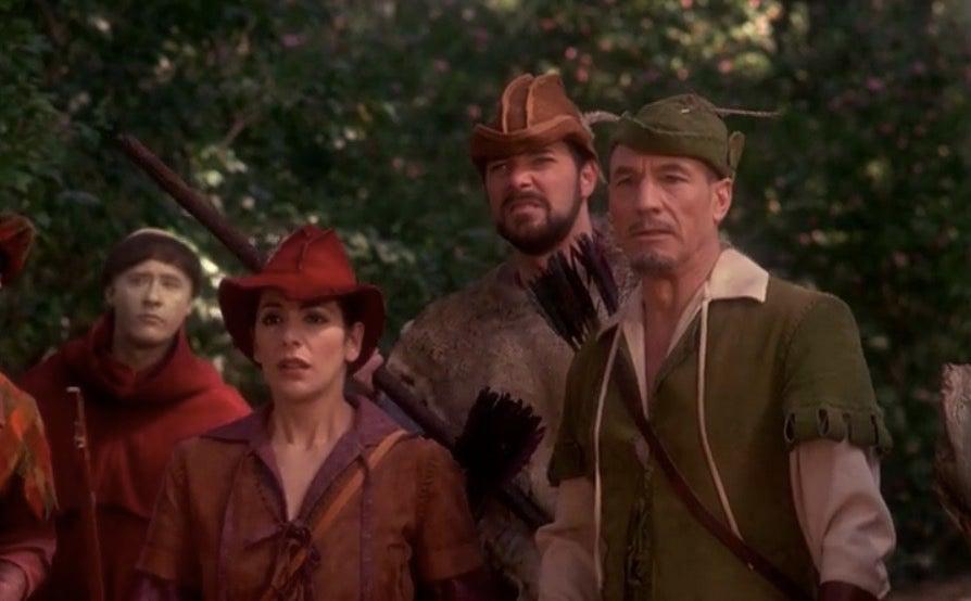 10 Fantastically Unexpected Adaptations Of Robin Hood