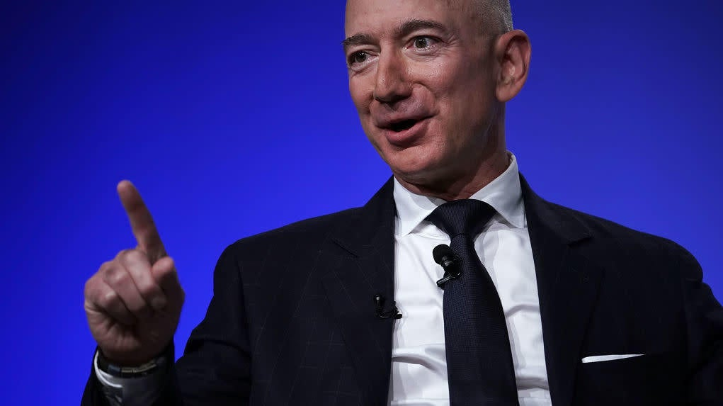 Amazon (Finally) Sets Up A Coronavirus Relief Fund For Its Contractors