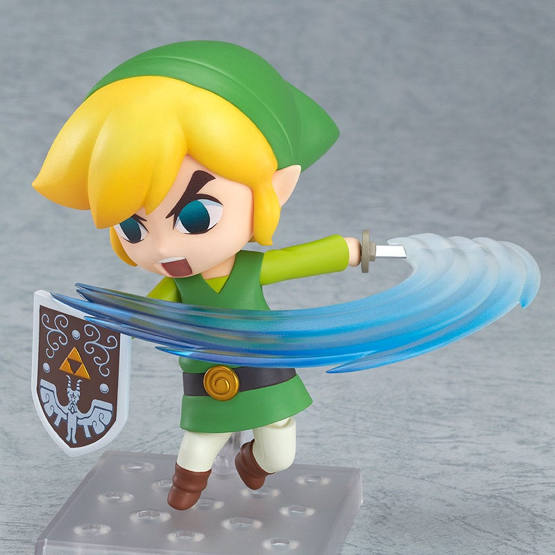 Surly Link Is A Terrific Video Game Figure