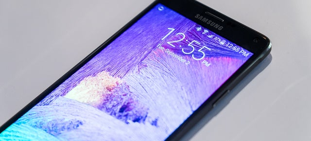Samsung Galaxy Note 4: Better in All the Right Places