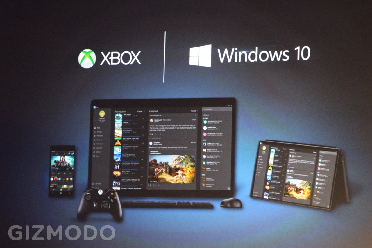 You'll be Able to Stream Xbox One Games to Your PC or Tablet
