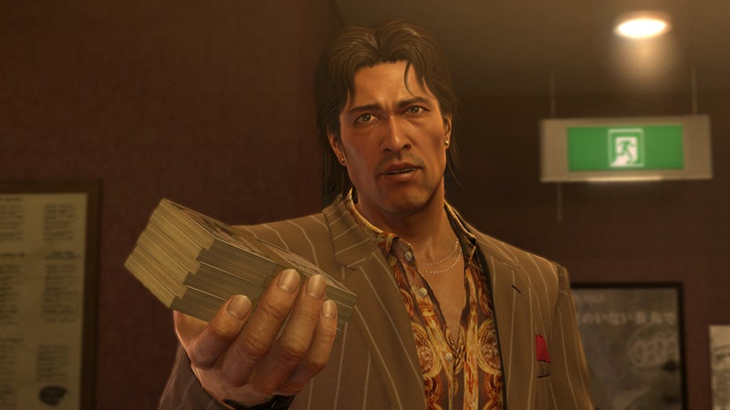 The Upcoming Yakuza Prequel Is Looking Quite Good So Far