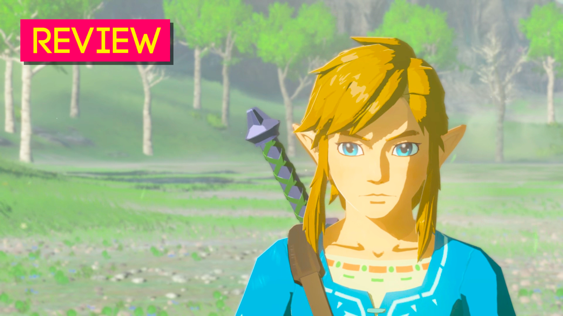 The Legend Of Zelda: Breath Of The Wild: The Kotaku Review