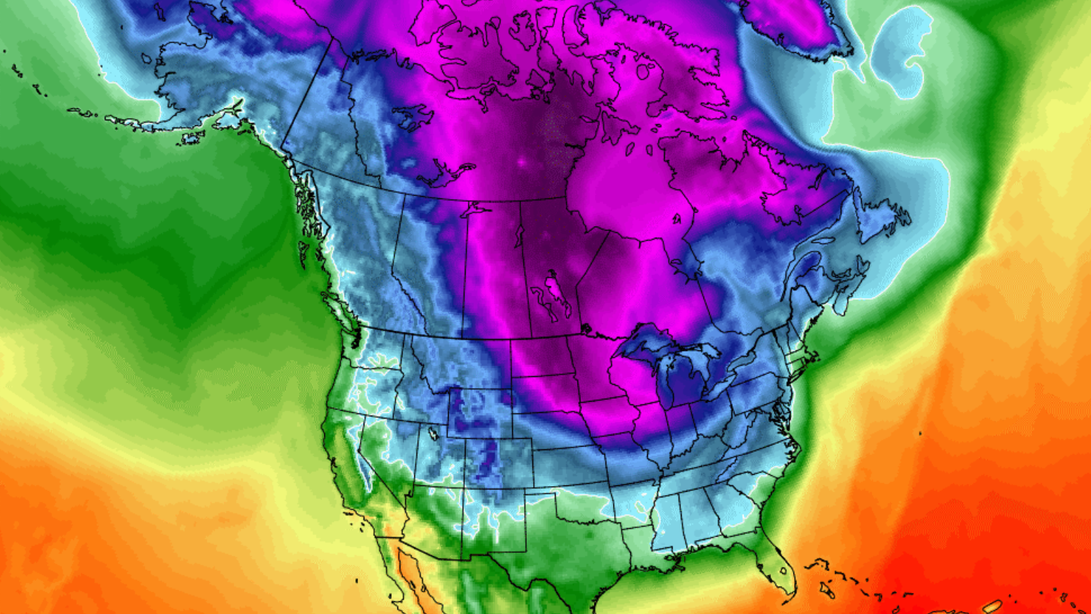 100 Million Americans Are About To Freeze Their Asses Off