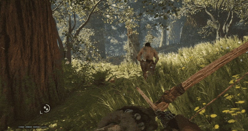 Here's To The Far Cry Primal Guy Who Can't Stop Running Away