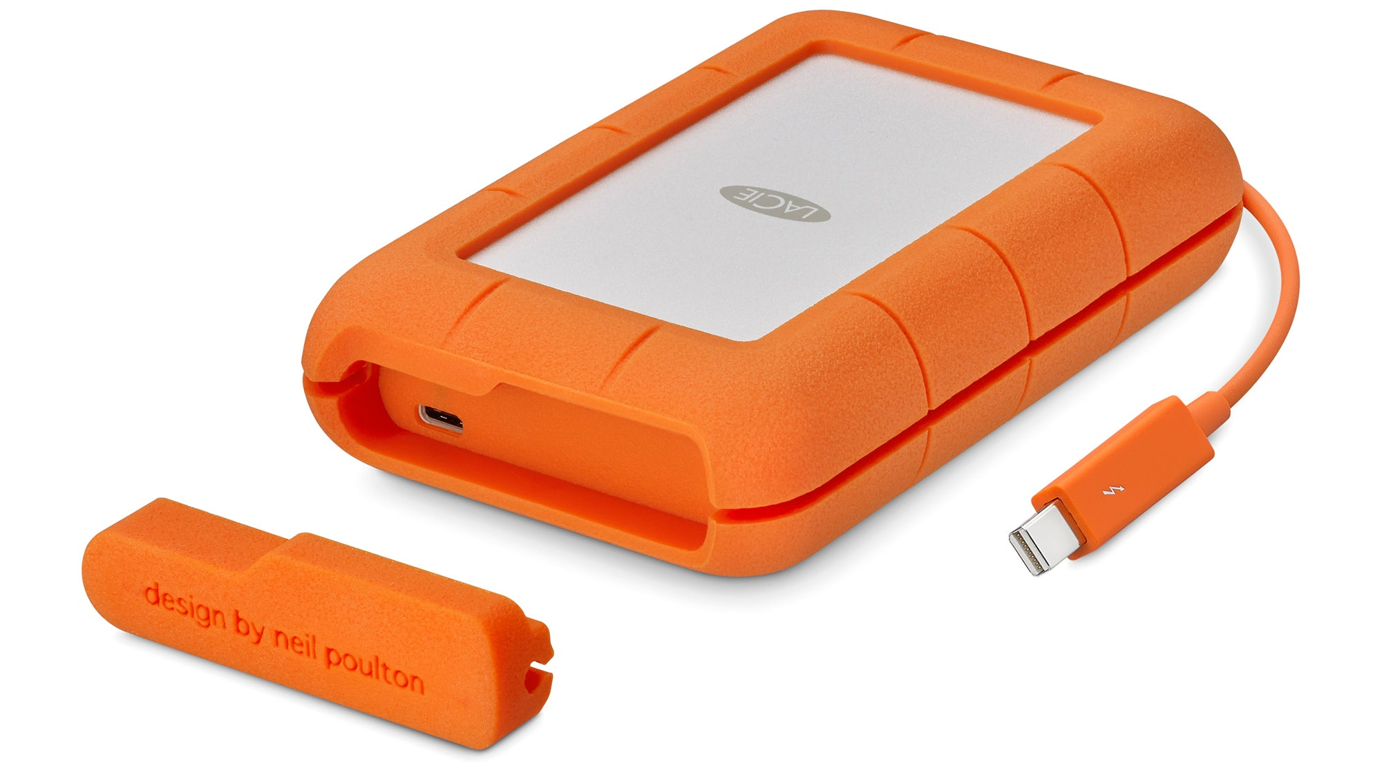 LaCie's Fastest Rugged Drive Yet Also Plays Nice With Your USB-C Laptop