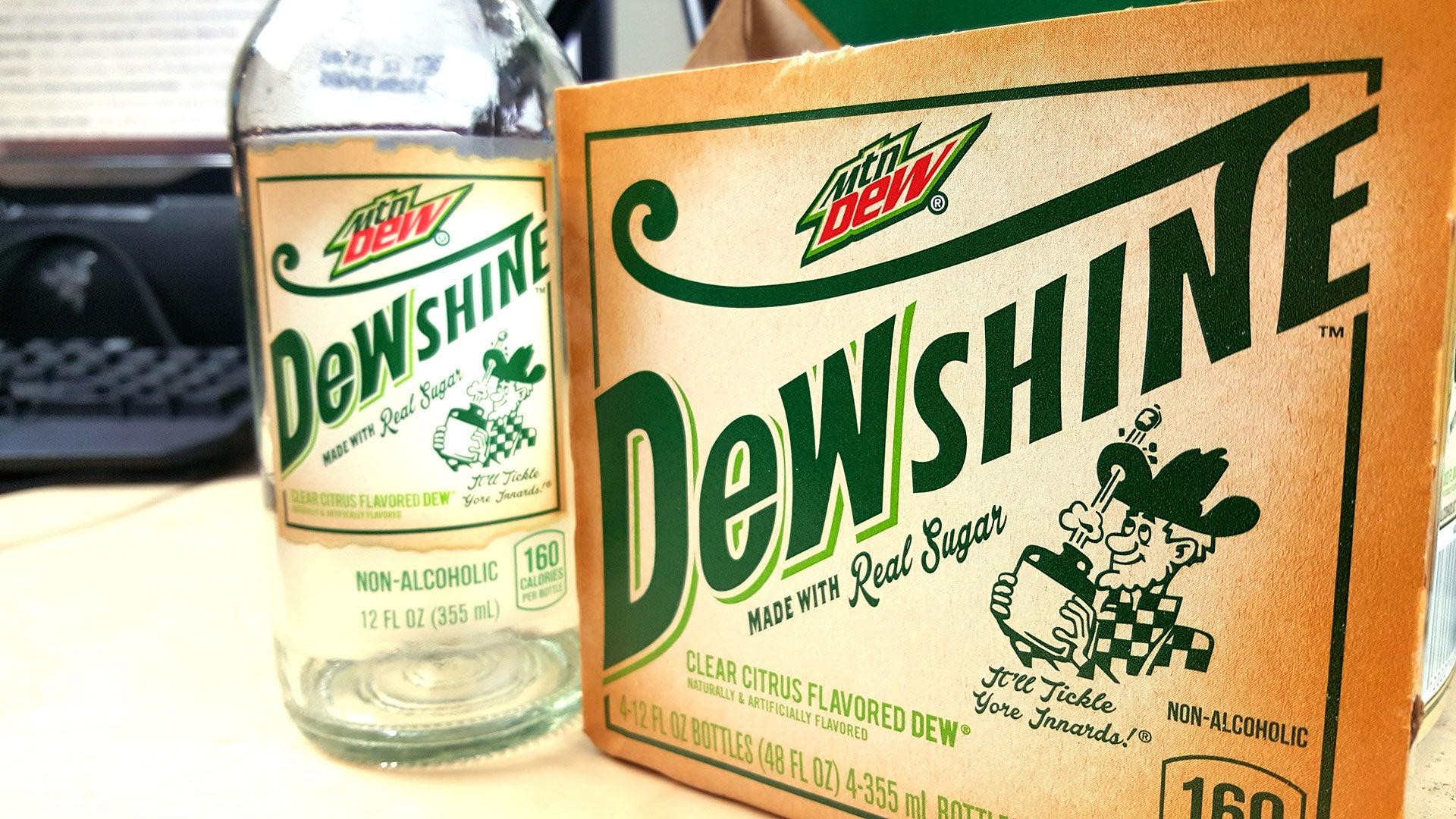 Snacktaku Tries Mountain Dew's Latest Throwback, Dewshine