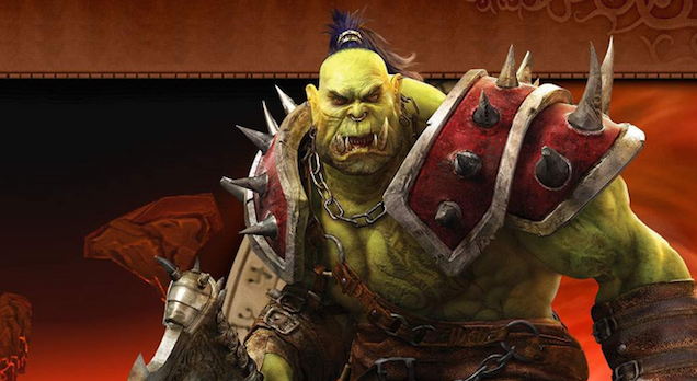 Blizzard Rewards Ten-Year World of Warcraft Vets With Rad Statue