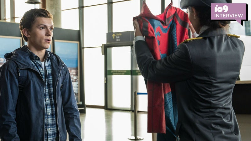 The Challenge Of Making And Marketing Spider-Man: Far From Home, When No One Could Know What It Was About