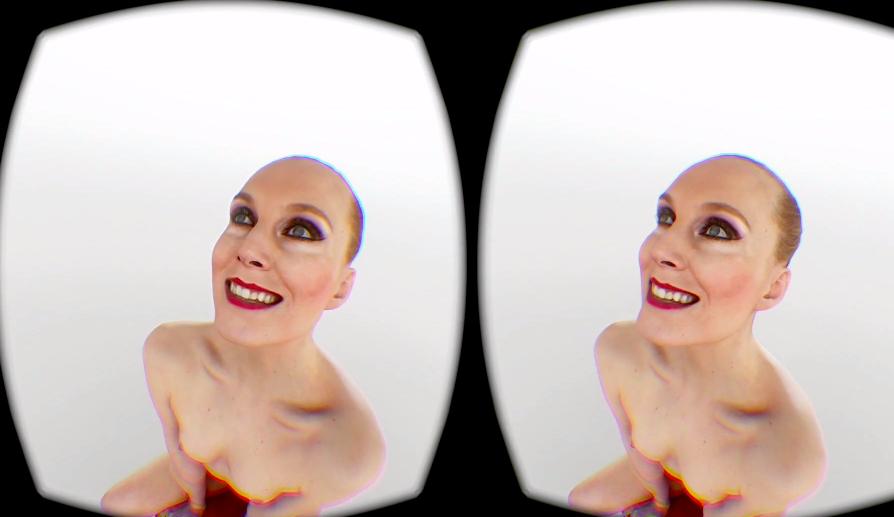 VR Porn Has Made Some Progress With Breasts, At Least