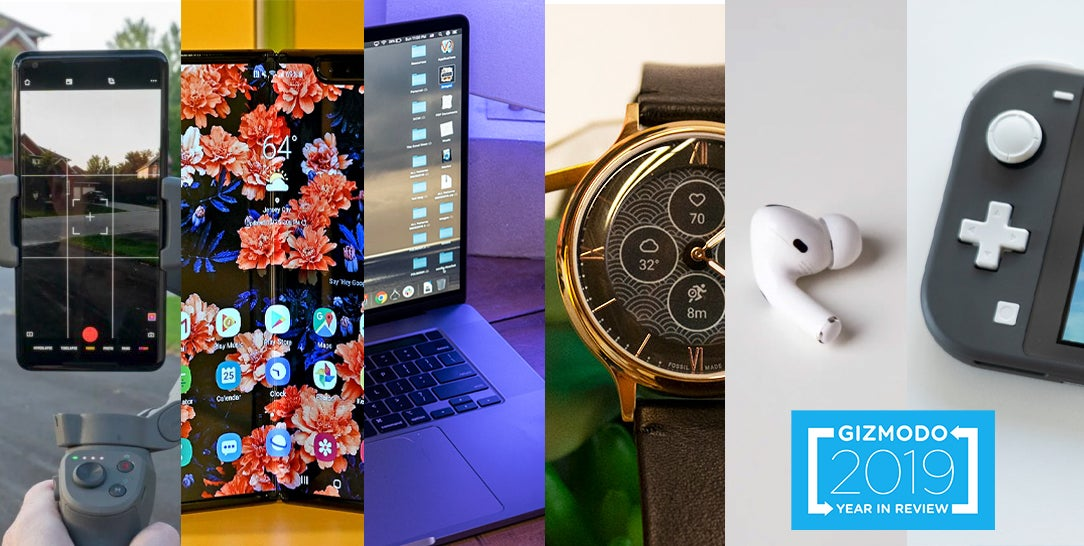 The 11 Best Gadgets Of 2019 To Get You Excited About 2020