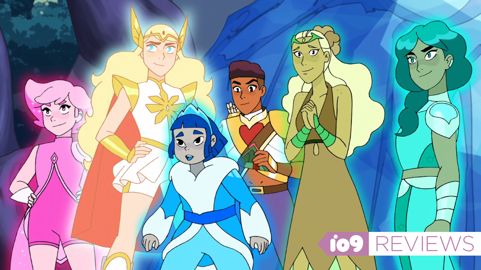 She-Ra's Season 2 Is Excellent But Having Growing Pains