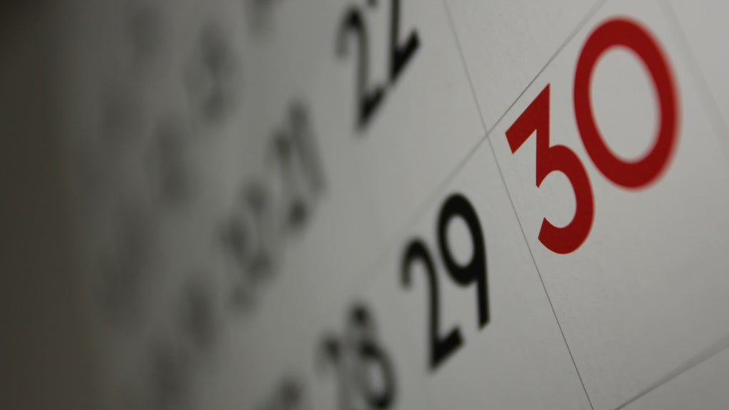 Pick One Day A Month To Be Your Personal Finance Day