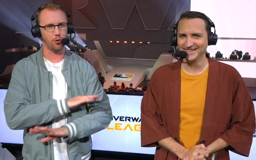 Overwatch League Commentators Are Jumping Ship