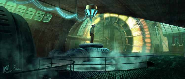 The Cancelled BioShock Movie At Least Looked The Part