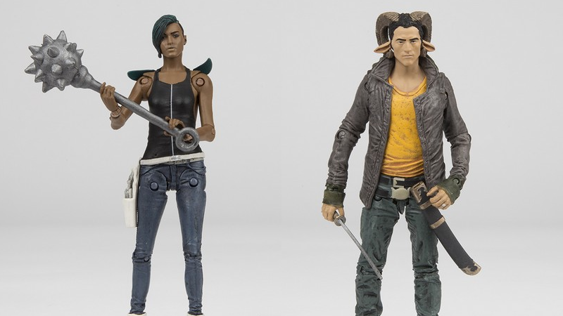Behold, Glorious Saga Action Figures That Will Be Nearly Impossible to Own