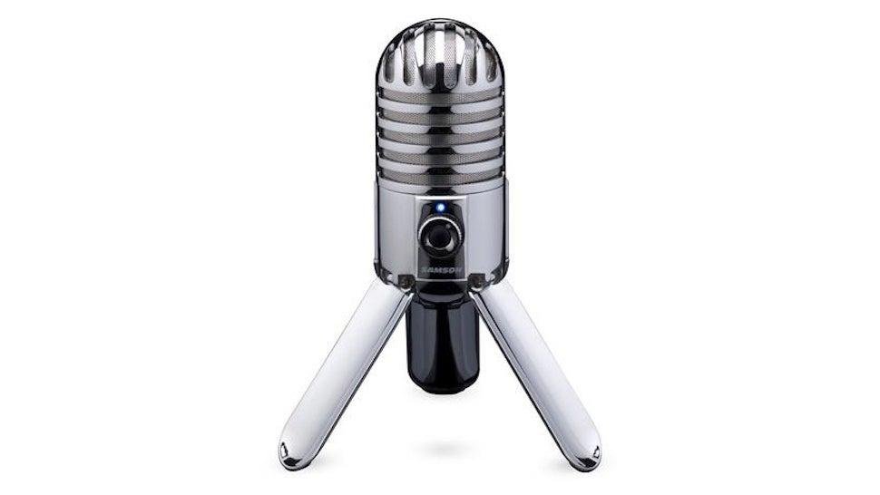 Five Best Desktop Microphones