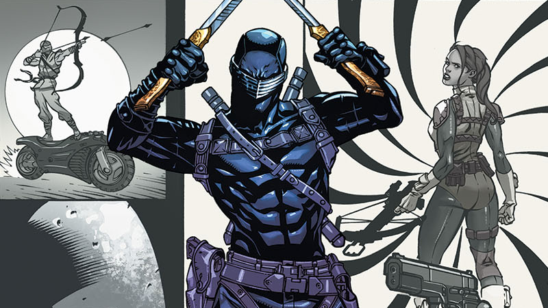 GI Joe Is Returning To The Big Screen With A Solo Movie All About Snake Eyes