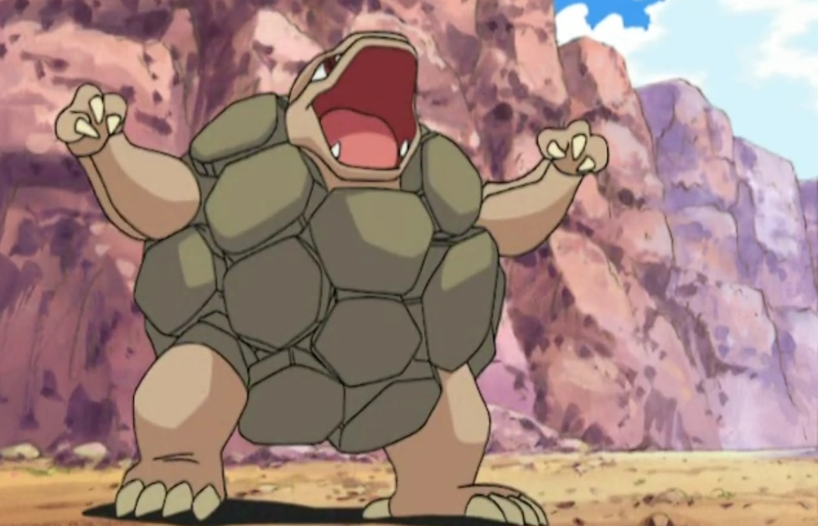 Pokemon GO Players Are Preparing For Legendaries By Powering Up Golem