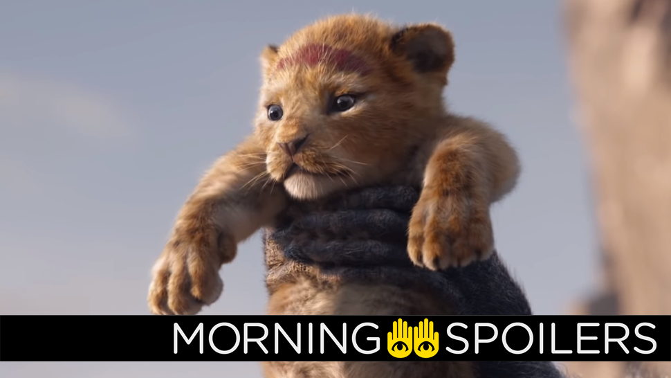 Even More Set Pictures From Joker, An Intriguing Lion King Cast Addition, And More