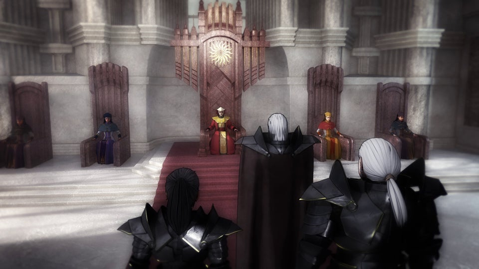 Before You Play Inquisition, Watch the Dragon Age Anime