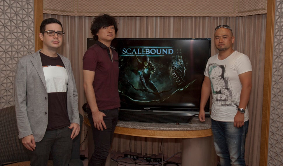Scalebound is Platinum Games' First Stab at Fantasy