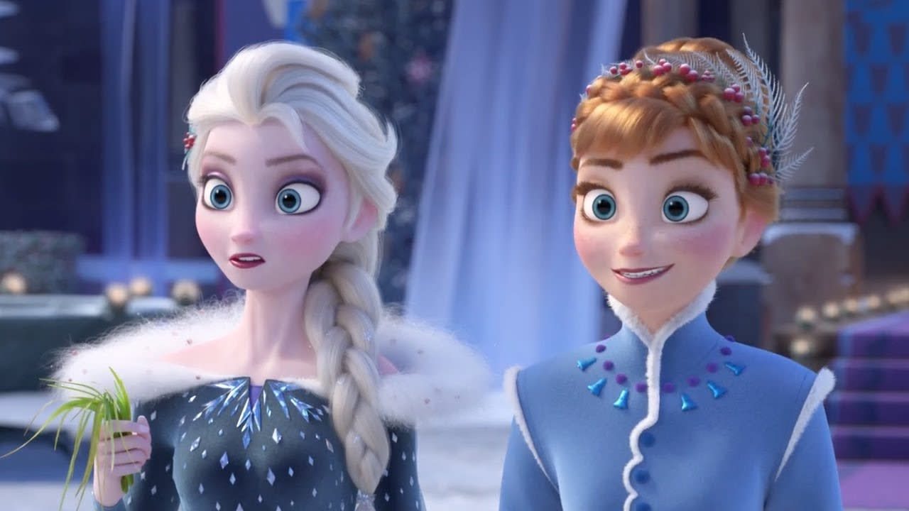 Celebrate Christmas In September With An Early Listen At Olaf's Frozen Adventure