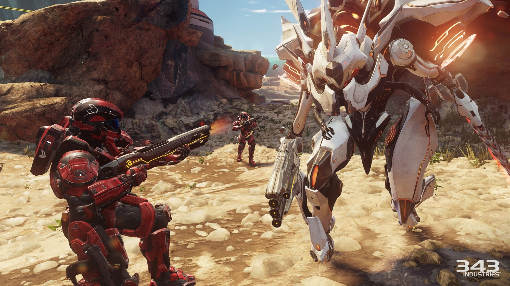 Halo 5's Forge Map Creator Is Coming To PC (But Not Halo 5?)