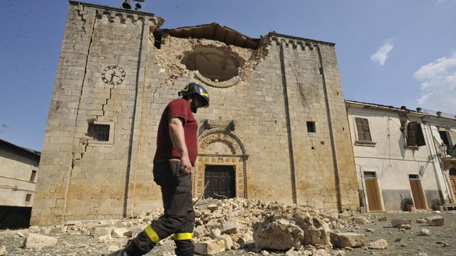 Manslaughter Conviction for Italian Earthquake Scientists Overturned