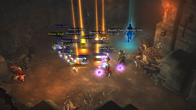How To Get Heaps Of Loot In Diablo III's New Dungeons