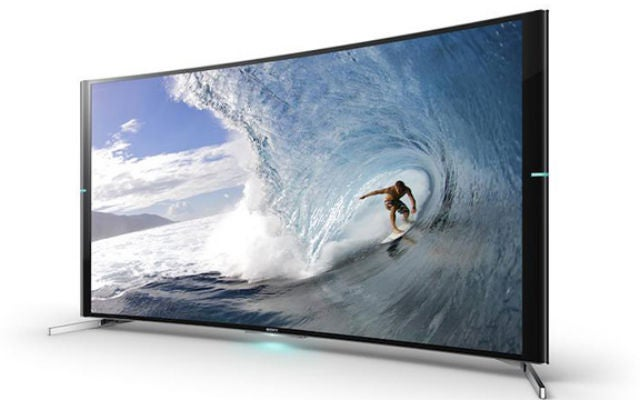 Sony's First Curved 4K TV Takes A More Subtle Approach