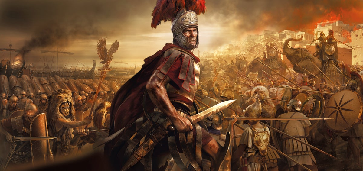 The Art Of The Total War Series