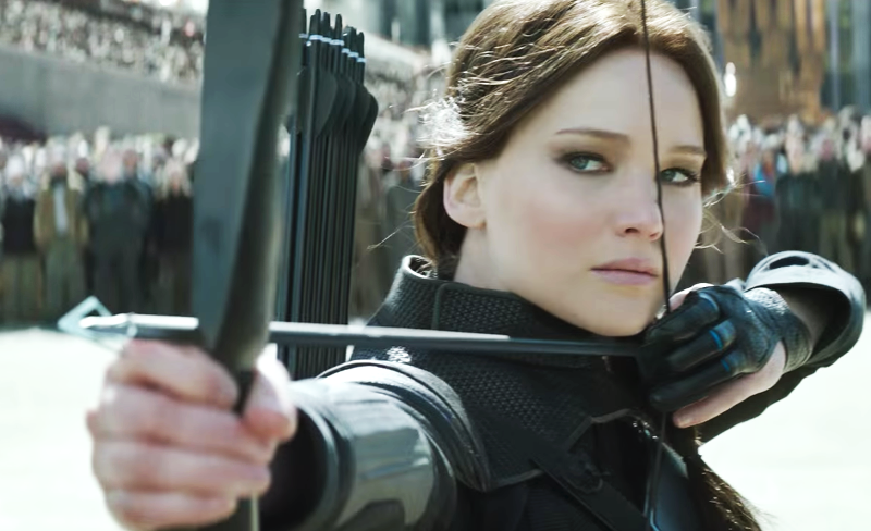 Hunger Games And Other Movies Come To Steam, Which Is Not A Great Place To Watch Movies
