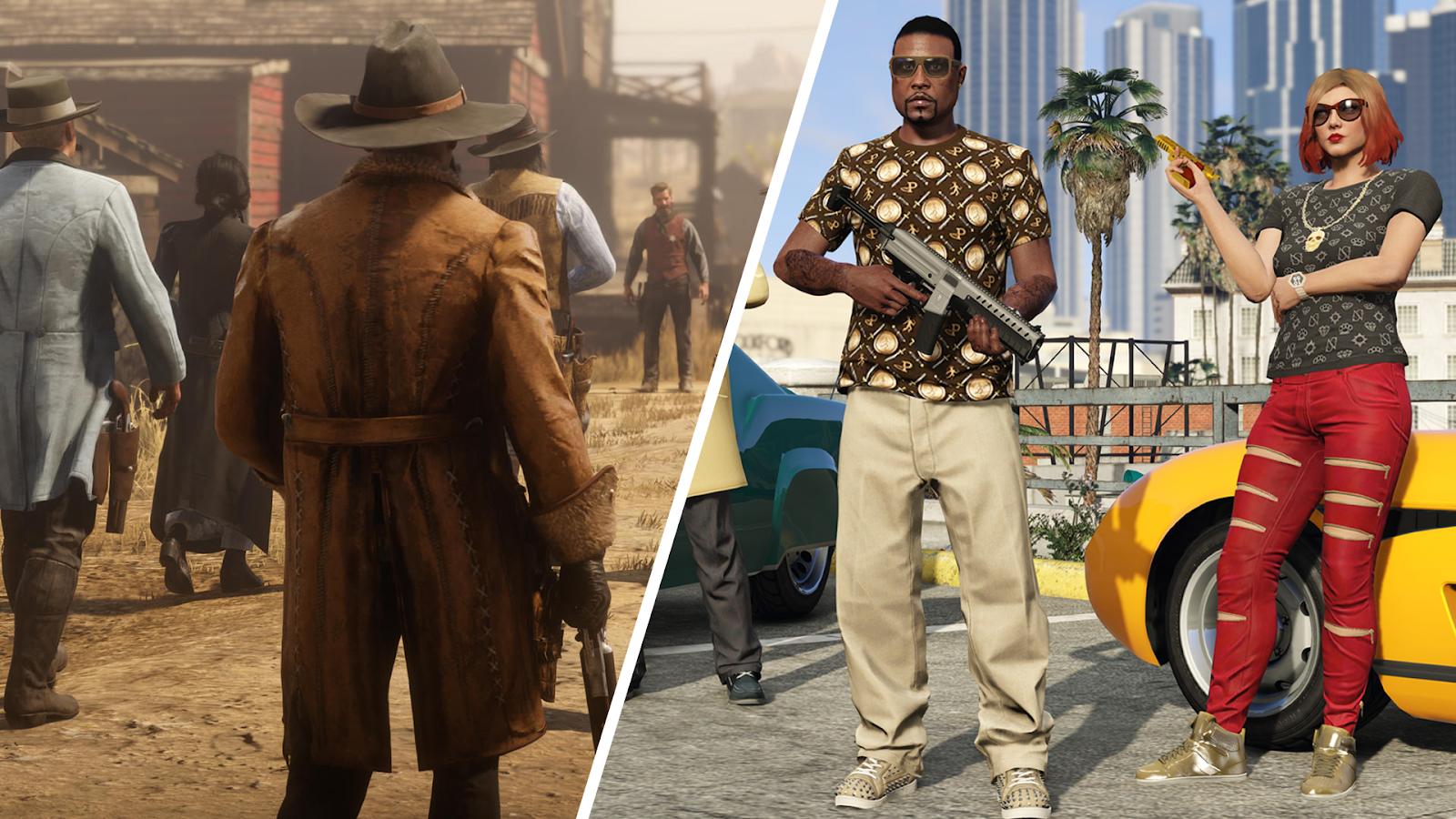 Red Dead Online Starts Better Than GTA Online Did