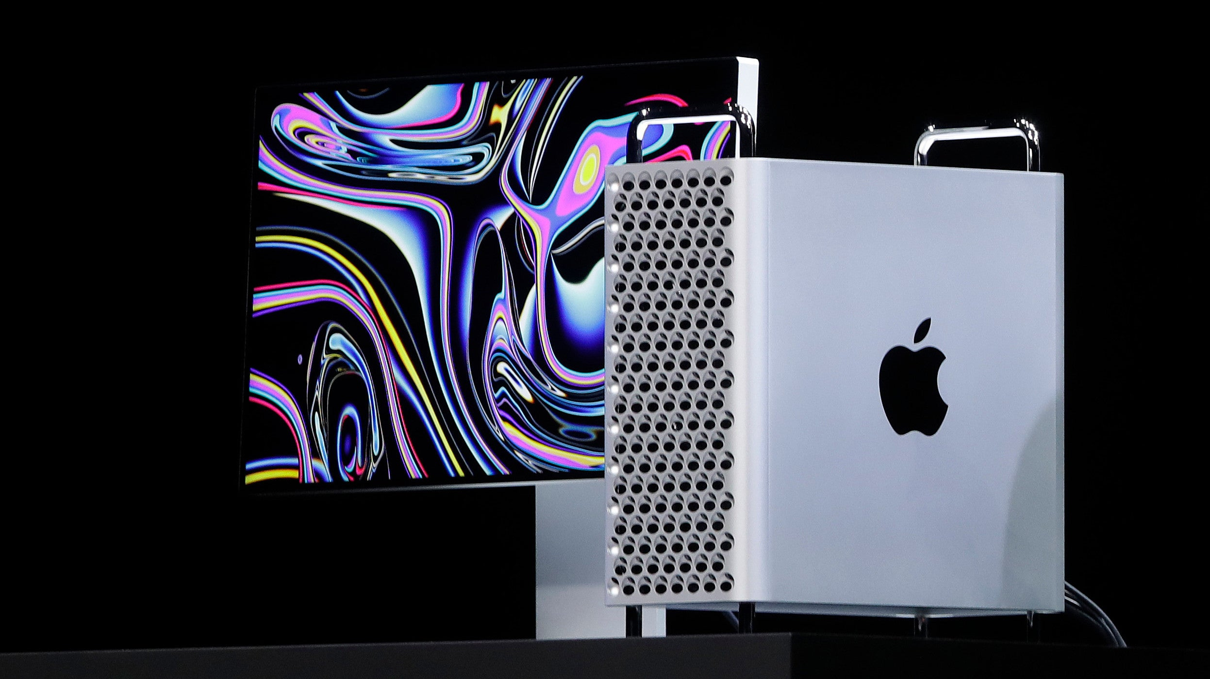 Customers Can Order Apple's Mac Pro And Its Killer Display This Week