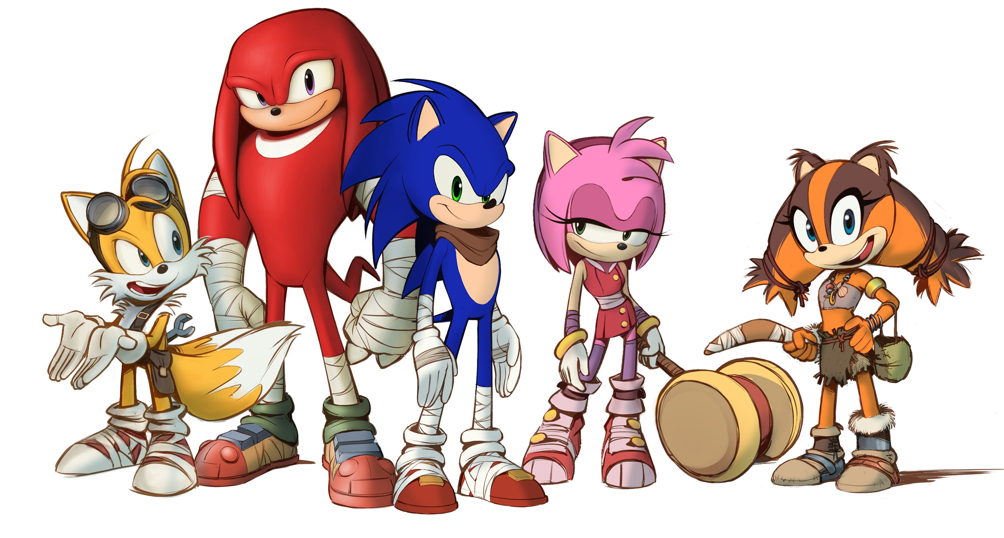 The Explanation Behind Sonic's New Look