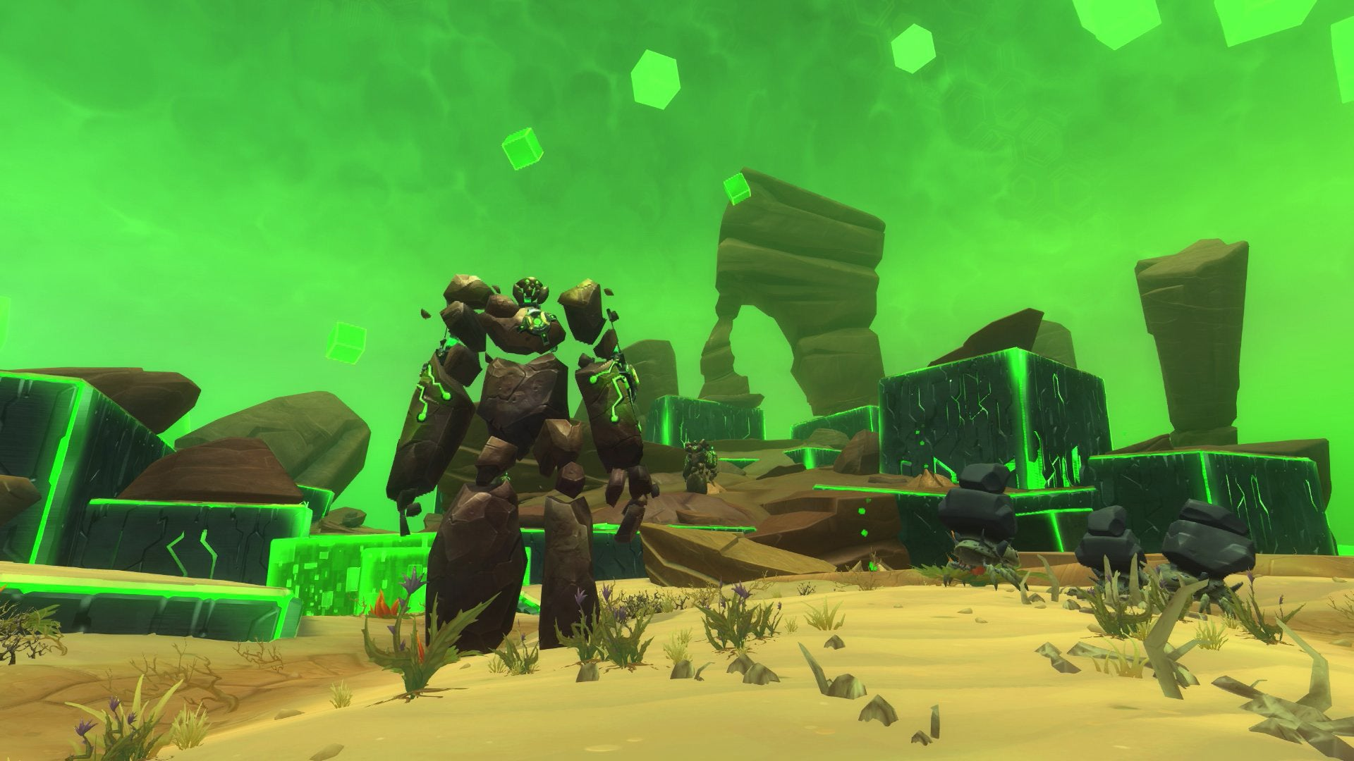 WildStar Finally Gets Around To Talking About Raiding