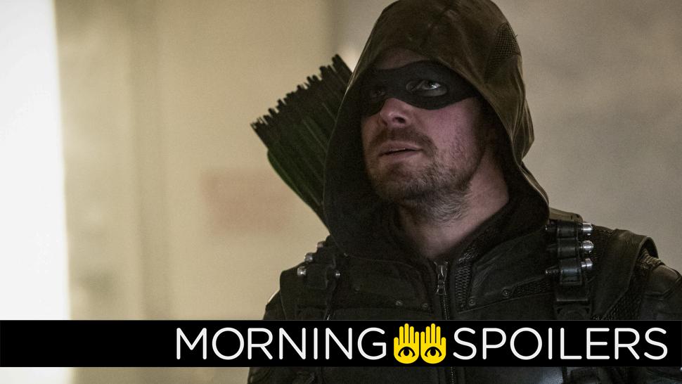 Arrow's Next Season Could Borrow Some Ideas From The Cancelled Green Arrow Movie